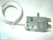 Zanussi - Electrolux hűtőgép hőfokszabályozó 77B6730    242502118/1 ; 53101345927/0 Pl.: ZC194BO ; ZLKI261 ;  ZT 154R    eredeti, gyári