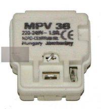 Hűtő relé MPV 38  indítórelé