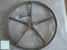 Zanussi elöltöltős mosógép szíjtárcsa 5029447200/1