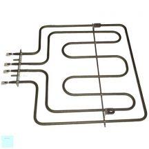 Zanussi - Electrolux sütő fűtőbetét 800/1750W fűtőszál (grillbetét) 357033701/8 Pl.: BN213X
