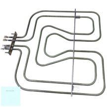 Zanussi - Electrolux sütő fűtőbetét felső fűtőszál (grillbetét) 800/1750 W 3570411037 Pl.: EKC6706