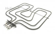 Zanussi - Electrolux sütő fűtőbetét felső fűtőszál 800/1650W 230 V 3970129015