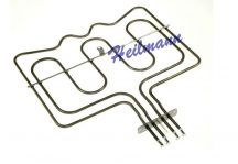 Zanussi - Electrolux tűzhely grill fűtőtest  230 V 2900 W 342751721/8 Pl.: ZCV560NW ; EKC5605 (rendelésre)