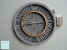 Zanussi - Electrolux fűtőtest kerámialapos főzőlap  D 210 mm  750 - 2200 W 230V    1051211004  (2 körös 230V   120/210mm )