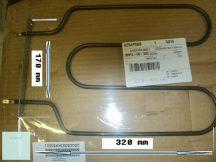 Zanussi - Electrolux fűtőtest alsó 1100 W 230 V 5023493000/1 eredeti, gyári
