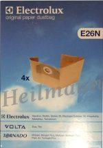 Zanussi - Electrolux porszívó zsák E26N     9001969287