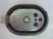 Olasz Ariston bojler alaplap + tömítés ovális 12x8 993012