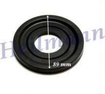 Olasz ARISTON bojler alaplaptőmítés 65111788 Pl.: pl.: BLU-R bojler, Ariston Pro Plus 80 bojler   Ø89x36mm.
