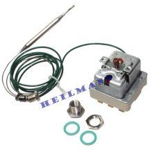 Hőmérséklet korlátozó olajsütő 3 fázisú   235°C  EGO  5532545030 Kapilláris hossza:1790 mm, szonda átmérő: 6 mm cső hossza: 87 mm csavar: M9 x 1  30A 400V
