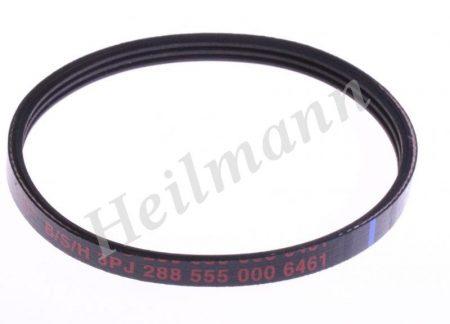Bordásszíj 288mm J3 BOSCH / SIEMENS 00154142 szárítógép 1590276