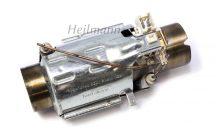 Indesit - Whirlpool mosogatógép fűtőbetét (mosó-szárító) 230V 2040 W 481225928892 ; 484000000610 eredeti, gyári Pl.: ADP7955 ; ADP4610 ; ADG