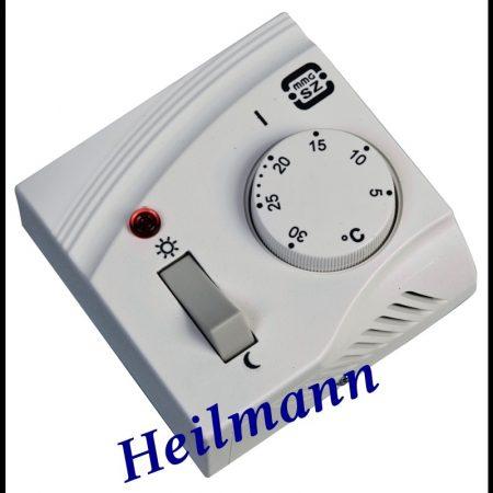 Szoba termosztát PT 102 gázkazán (hőfok süllyeszt)