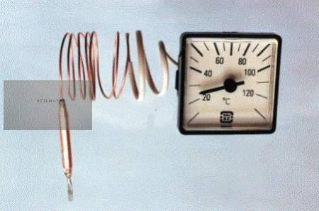 Távhőmérő 20 - 120 C fok # 2256-110-0