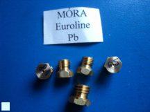 Gáztűzhely fúvóka garnitúra Móra Euroline , Classic Pb gázra  4xM6, 1x M8