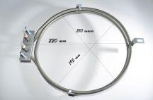 Villanytűzhely sütőbetét 230 V 2000 W koszorú alakú Gorenje- Electrolux  u.gy.