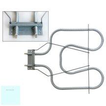 Gorenje Bosch - Siemens tűzhely sütőhöz alsó  fűtőbetét 1100 W 616021, Bosch sütő fűtőszál  00362058 erdeti, gyári Pl.: HSW232CBY ; EC778E ; E54V2E3