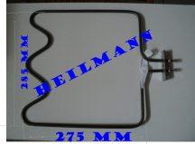Villanytűzhely sütőbetét alsó 230 V  1200 W Elin - Vestel - ( török Karancs ) helyett