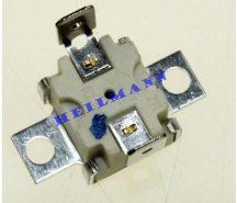 Villanytűzhely sütő klixon 120/80 C fokra 16 A  Zanussi-AEG betét 357076701/6
