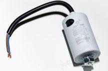 Kondenzátor 450 V 12,0 mF kábel + csavar 35x68 mm