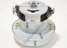 Porszívó motor univerzális  2000 W   VAC 023UN SKL