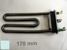 Indesit - Ariston  fűtőbetét 1700 W lyukas enyhén ívelt    C00087188