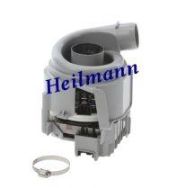Bosch - Siemens mosogatógép keringető szivattyú + fűtés 00755078 eredeti Pl.: SMV53L80EU/45