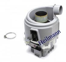 Bosch -Siemens mosogatógép keringető szivattyú + fűtés 00651956 eredeti SN25M205EU/52 ; SN54D501EU ;