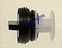 Indesit Whirlpool mosógép szűrő C00297161,  482000023381