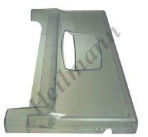 Indesit fagyasztó fiók előlap LXH 430X197   C00283745  Pl.: UFAAN400