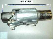Indesit - Ariston - Whirlpool mosogatógép - szárítógép fűtőbetét 230 V 2040 W  L= 180 mm    D=40 mm  481225928892 ; 484000000610) C00057684