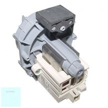 Indesit - Ariston mosogatógép szivattyú ( keringető ) , főmotor  C00256523  ; C00302800 ; C00303737 ;  C002796 ; DFG051 EU  (60W) Pl.: DSG573 , DFG051 ; LST114