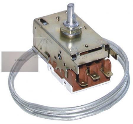 Fagyasztó szabályozó -24,5-31,5 C fok 120 cm *** K54-H1405