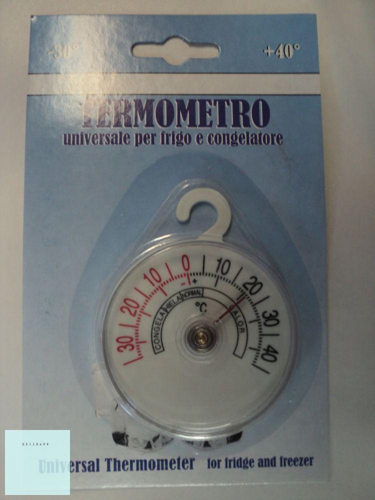 Hőmérő hűtő,-  fagyasztógéphez  (-30 - +40 C fok)