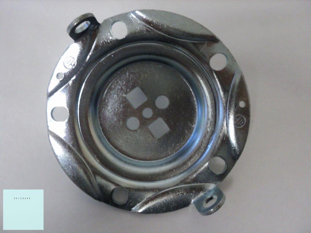 Olasz  Ariston  bojler zárólap    D= 125 mm