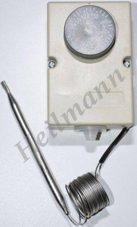 Hűtő szabályozó utángy. Prodigy F2000 -35+35°C hosszú kap.csöves (nagyobb mennyiség esetén kérjen árat)