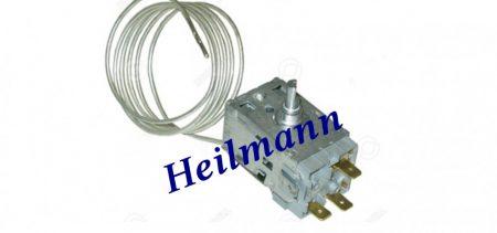 Hűtő szabályozó Whirlpool (univerzális hátfalas) A 13 0058 H*  # C41 (max.+4,5/-26, min.+4,5/-13 kap.cső 1200mm) ATEA A13 1000 hűtő Pl.: ART667G szabályzó helyettesítője #