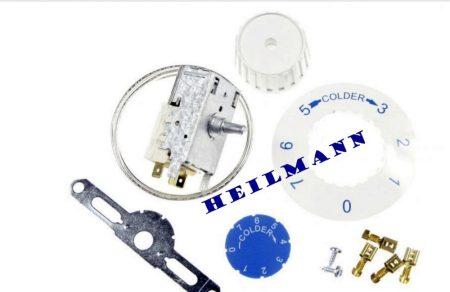 Hűtő szabályozó  K59-P3153 (eredeti) RANCO Whirlpool 29047 VT9R  484000008686