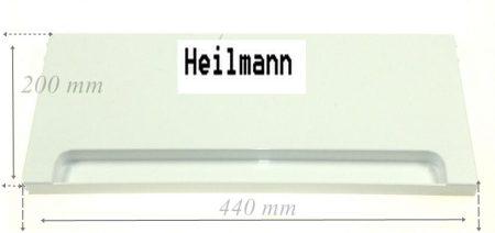 Fagyasztó rekesz ajtó H230  200366807/2   53104823070/4 helyettesített 230L 200mm x 440mm Pl.: HB 230ETF  ; LOF 2304 (ZVC 230 S)