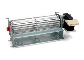 Hűtő - tűzhely, sütő ventilátor motor 180mm 230 V 3570587018,  3570762017 ( JOBB ) SX180/15 TANGENCIÁLIS