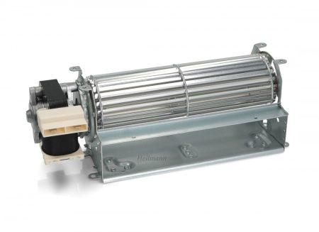 Hűtő - tűzhely sütő ventilátor motor 230V 180mm 3570587018 helyettesített 3570762017 SX180/15 Tangenciális ( Bal )