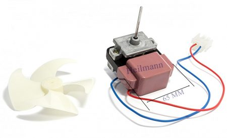 Hűtő ventillátor motor (non-frost) univerzális  FR75 ( SAMSUNG )