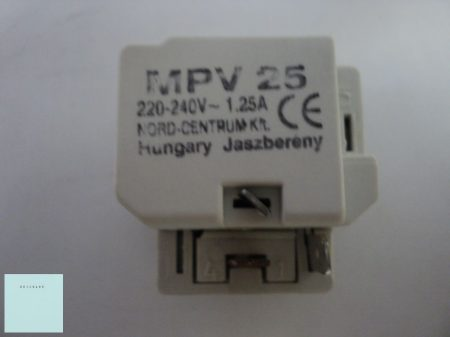 Hűtőrelé MPV 25  indítórelé
