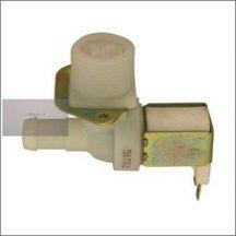 Mágnes szelep I. csonkú 15 mm vastag csonkú 90 fokos ( L) 14 mm