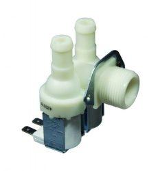 Mágnesszelep II utas vékony csonkú  90° 12mm