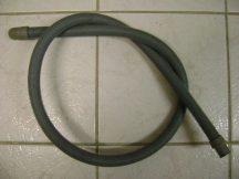 Leeresztőcső olasz (-    )  egyenes - egyenes véggel. 300 cm