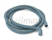 Leeresztő cső gégecsöves 300 cm    egyenes - könyökös véggel