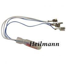 Zanussi - Electrolux  klixon hőkioldó ventilátorhoz  3872079029