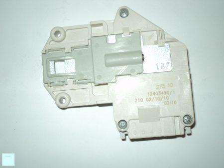 Zanussi - Electrolux - AEG mosógép ajtókapcsoló , ajtóretesz ( 3 pólusú) 1240349017 #Pl.: FLS624C#