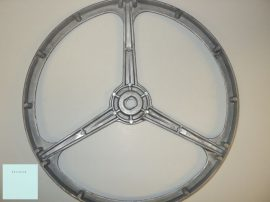Zanussi - Electrolux - AEG elöltöltős mosógép szíjtárcsa 4055120234 eredeti # 4055210761 FORD. 1000RPM (rendelésre)#