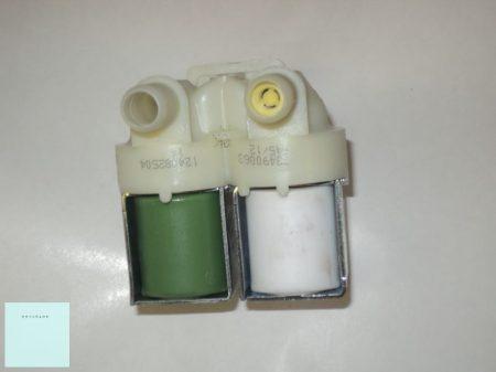 Zanussi - Electrolux mosógép mágnesszelep 124082504/0 #; 124082500/8 ELECTROLUX EW/WDS mosógép (rendelésre)#